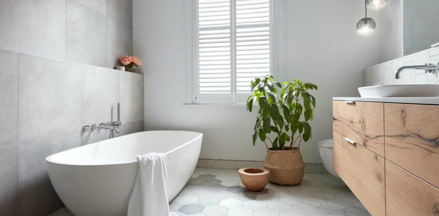 μικρά μπάνια που ξεχωρίζουν